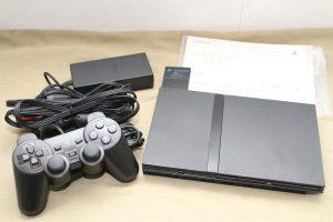 薄型PS2本体