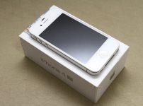 iphone4s ホワイト