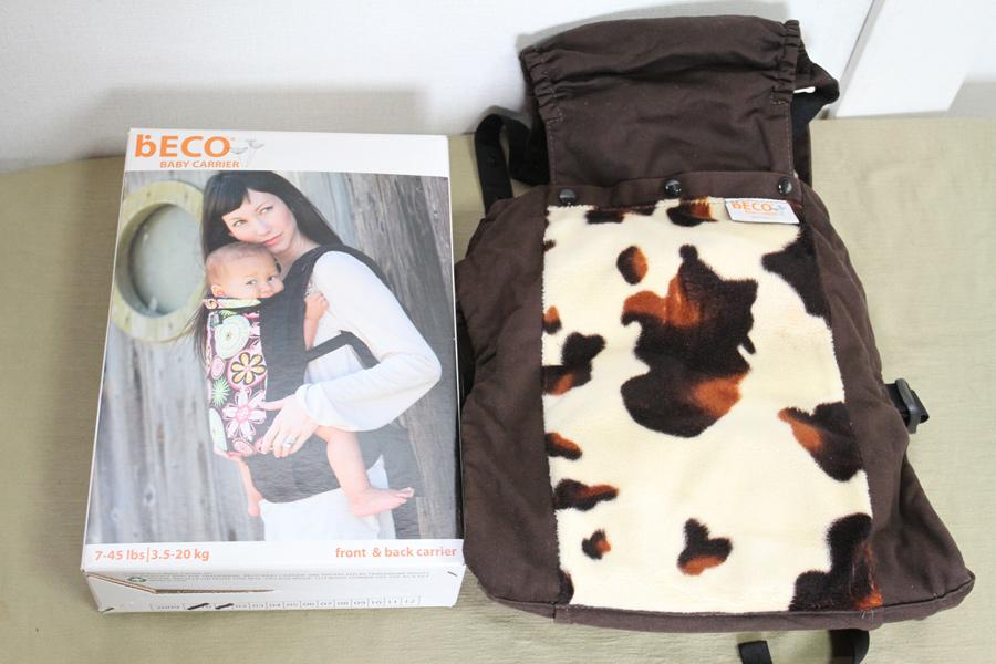 bECO 抱っこ紐