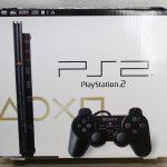 薄型PS2 箱