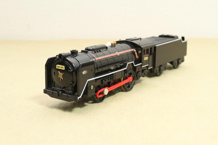 C62蒸気機関車